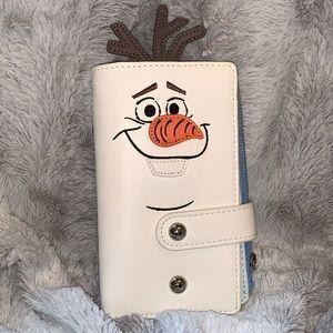 Loungefly Disney Frozen Olaf Flap Wallet